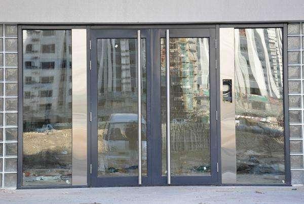 长兴玻璃门